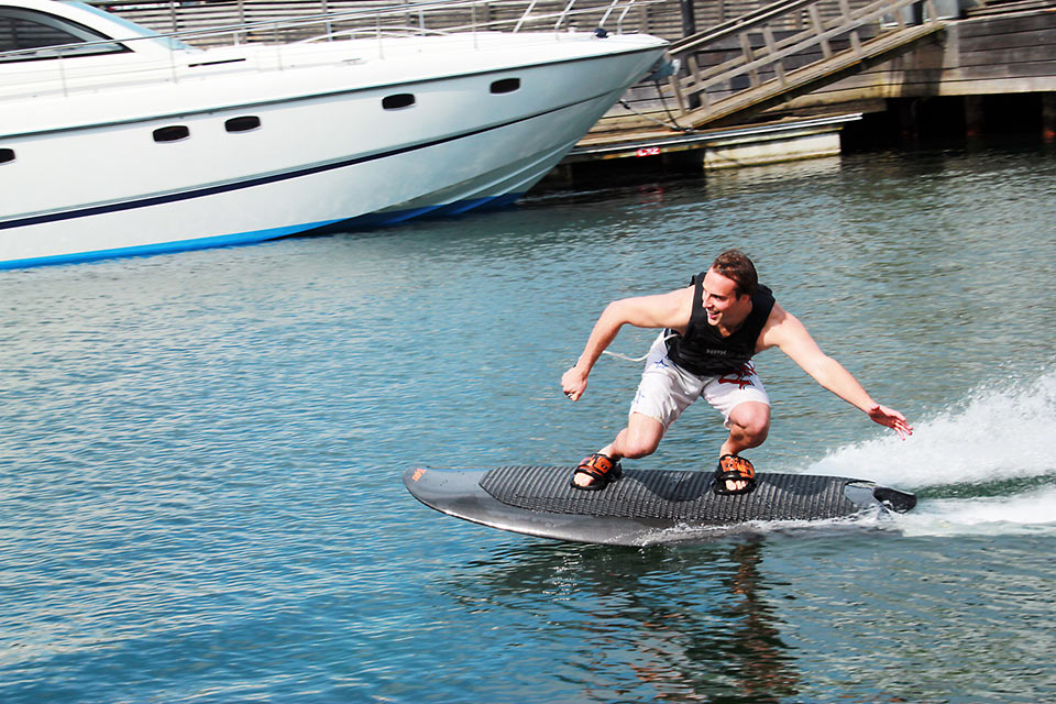 Электрический вейкборд Radinn Wakeboard