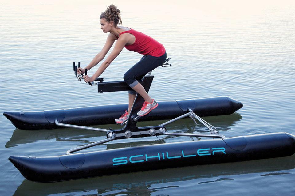 Водный велосипед Schiller X1