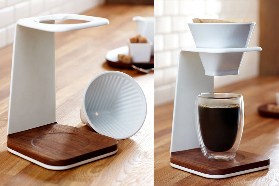 Кофеварка Starbucks Premium для заварки методом пуровер