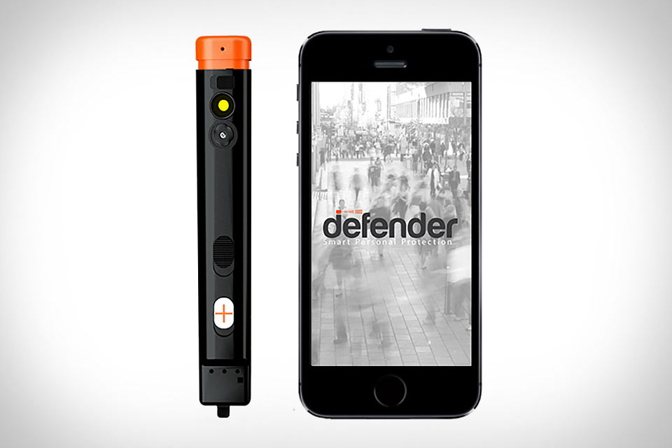 Персональная защитная система The Defender