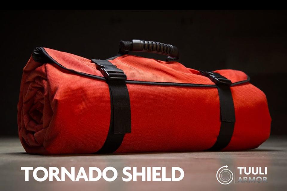Приспособление Tuuli Armor Tornado Shield для базовой защиты от бурь и торнадо