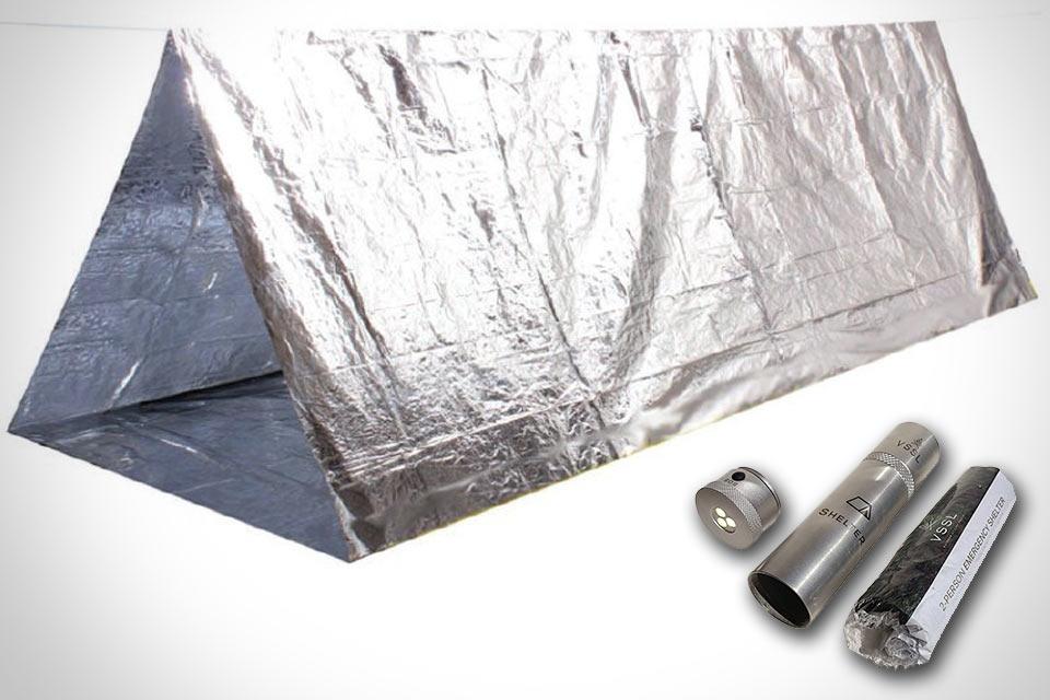 Светодиодный фонарь VSSL Shelter с навесом для непредвиденных ситуаций