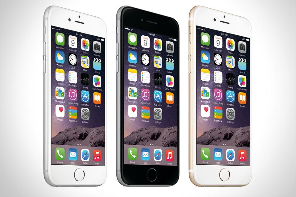 Смартфон iPhone 6, наконец превратившийся в «лопату»