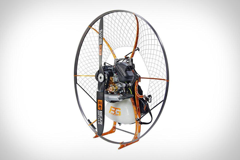 Парамотор Беара Гриллса Parajet Bear Grylls Paramotor