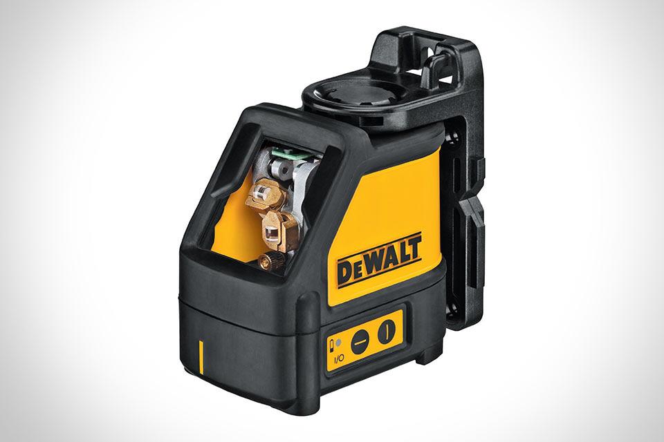 Автоматический лазерный уровень DeWalt DW087K