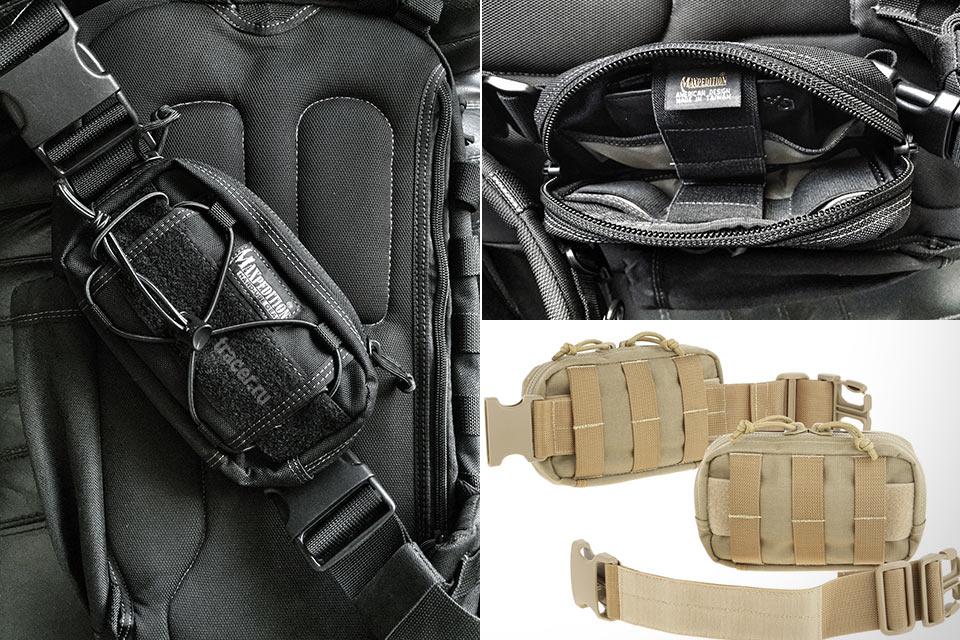 Встраиваемая в ручную кладь сумка-карман Maxpedition JANUS