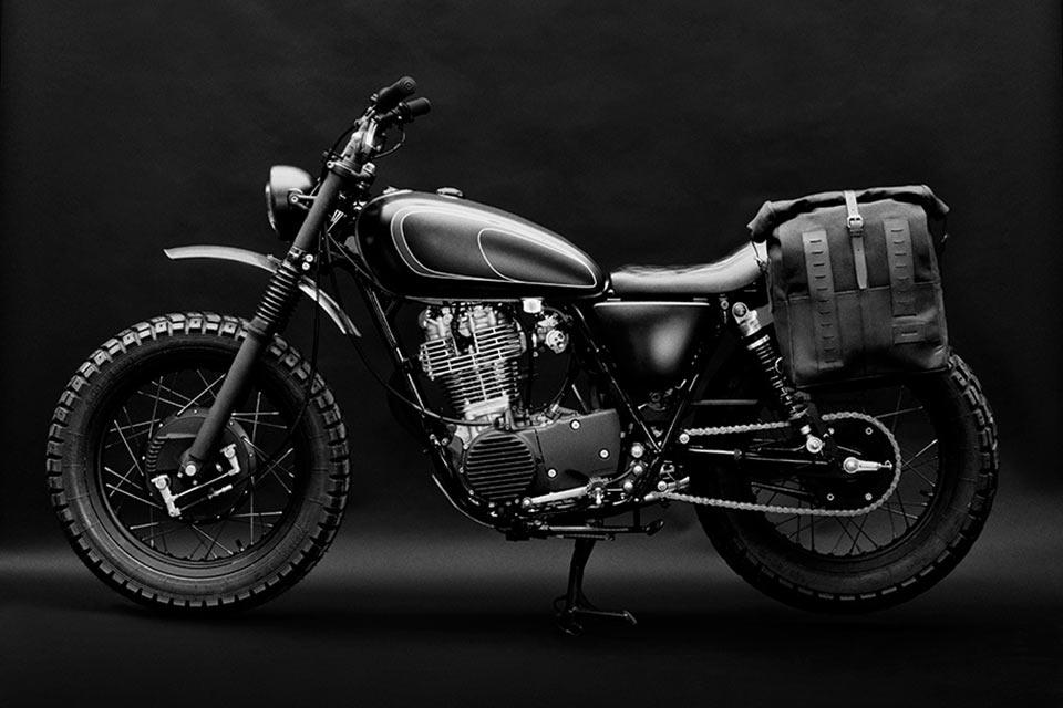 Рюкзак Sandqvist Wrenchmonkees Bag для мотоциклистов
