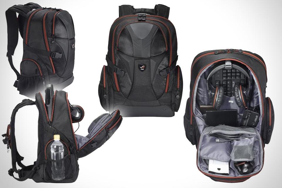 Рюкзак ASUS ROG Nomad для геймеров