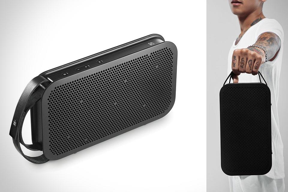 Портативная Bluetooth-акустика Bang & Olufsen Beoplay A2 с 360° звуком