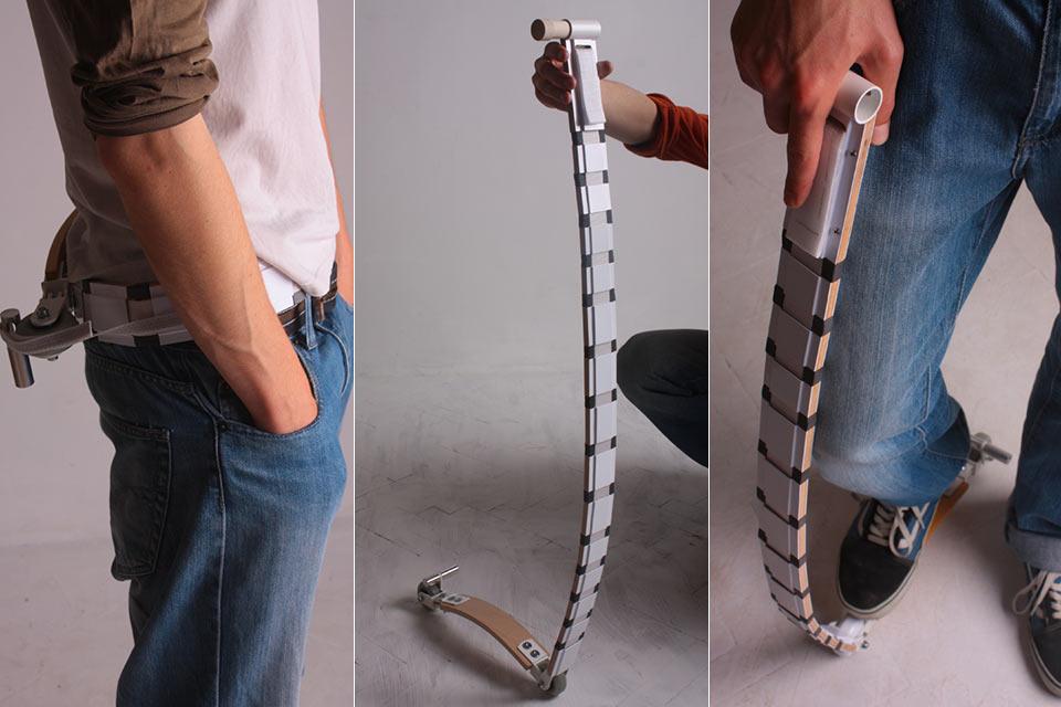 Belt-Scooter