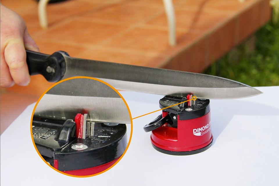 Точилка для ножей Dimond Knife с присоской