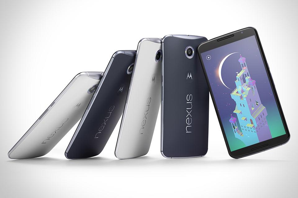 Эталонный Android-лопатофон Google Nexus 6