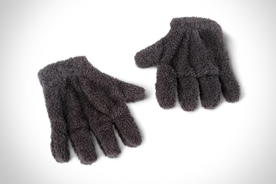 Перчатки Hair Drying Gloves для быстрой сушки волос