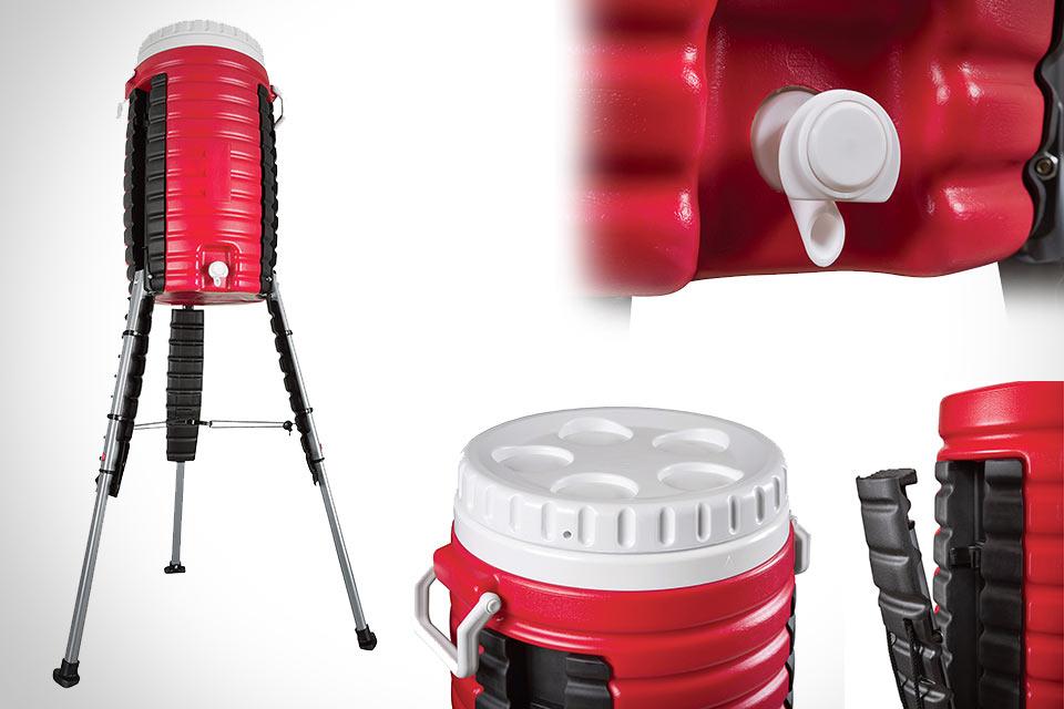 Кулер для напитков Kosmo Cooler на треноге