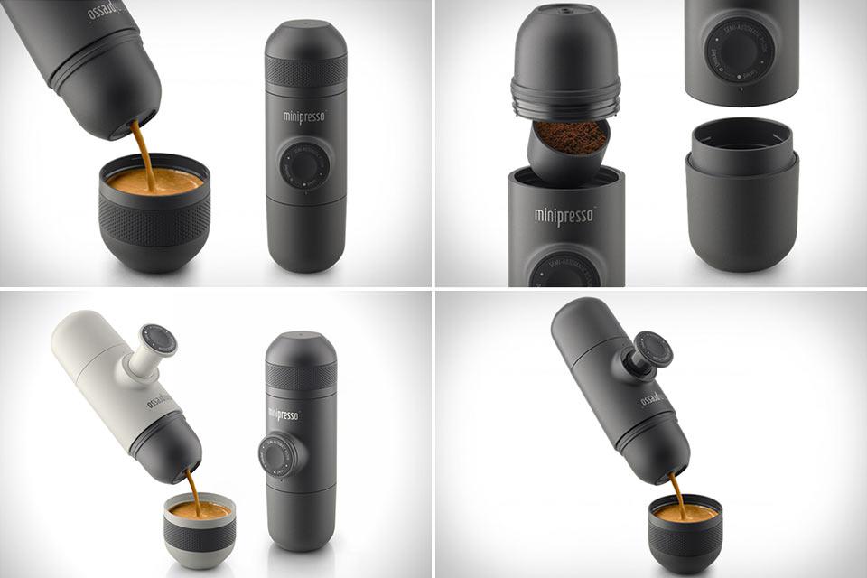 Ручная кофемашина Minipresso
