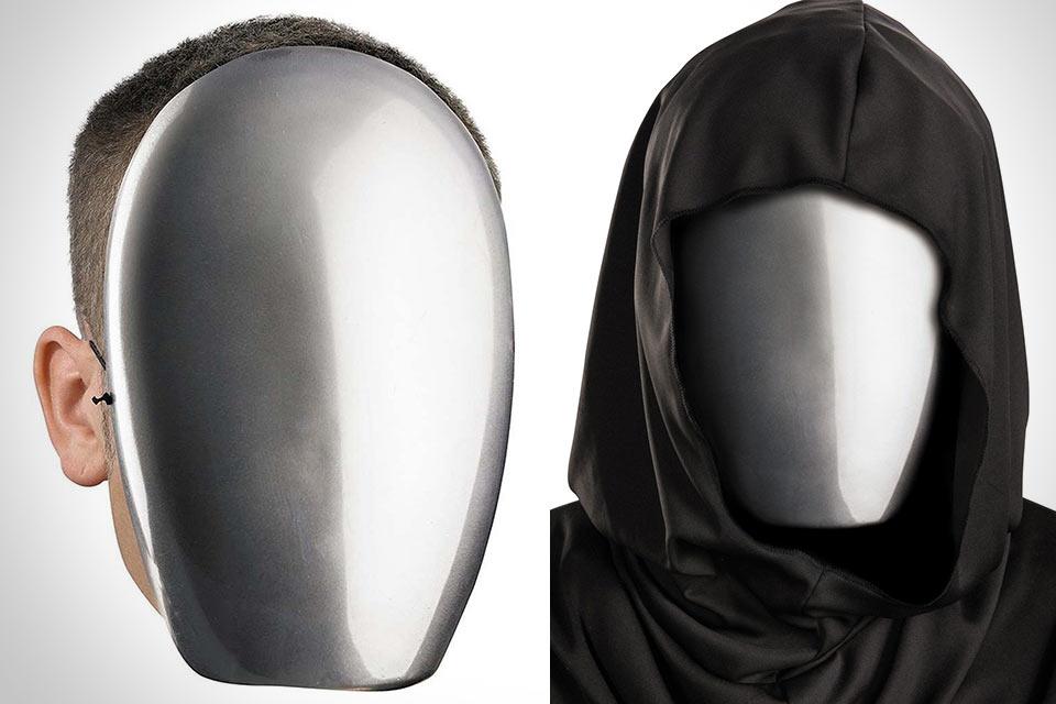 Маска No Face, чтобы не «светиться» на Хэллоуин