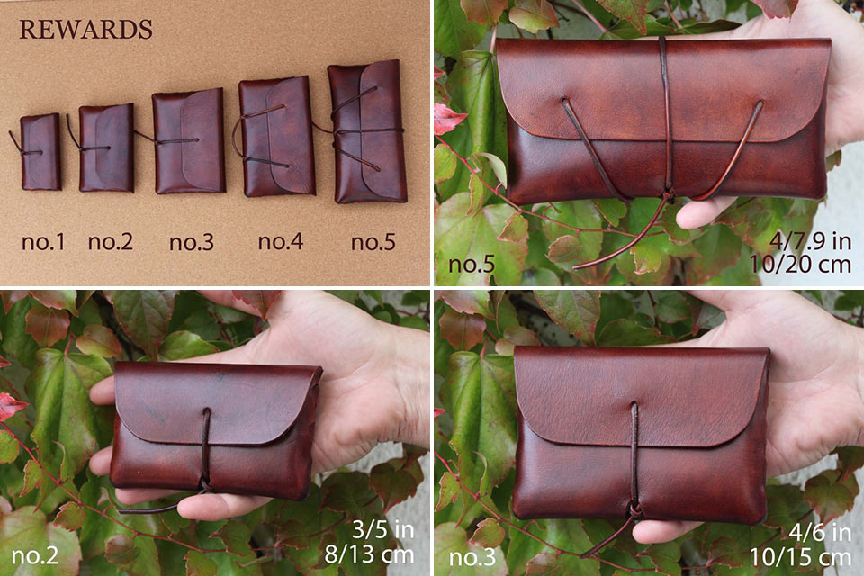 Кожаный EDC-карман ORI, который ты сделаешь сам