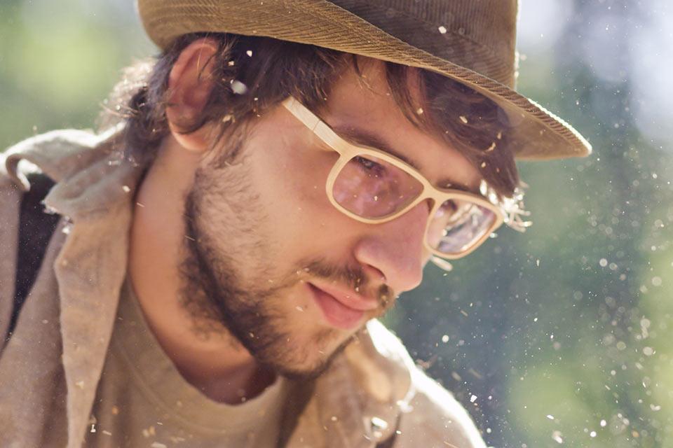 Деревянные очки Rolf Spectacles