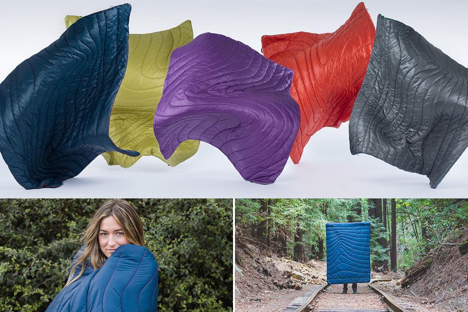 Аутдор-одеяло Rumpl Blanket