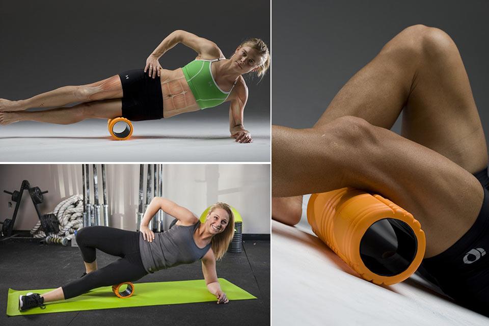 Массажер Trigger Point Performance Grid для быстрого восстановления мышц