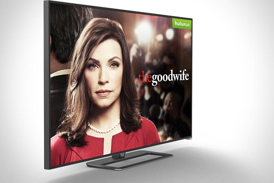 50-дюймовый 4К-телевизор Vizio P-Series ценой в $1000