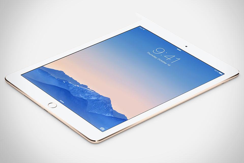 Планшет iPad Air 2 с толщиной 6,1 мм