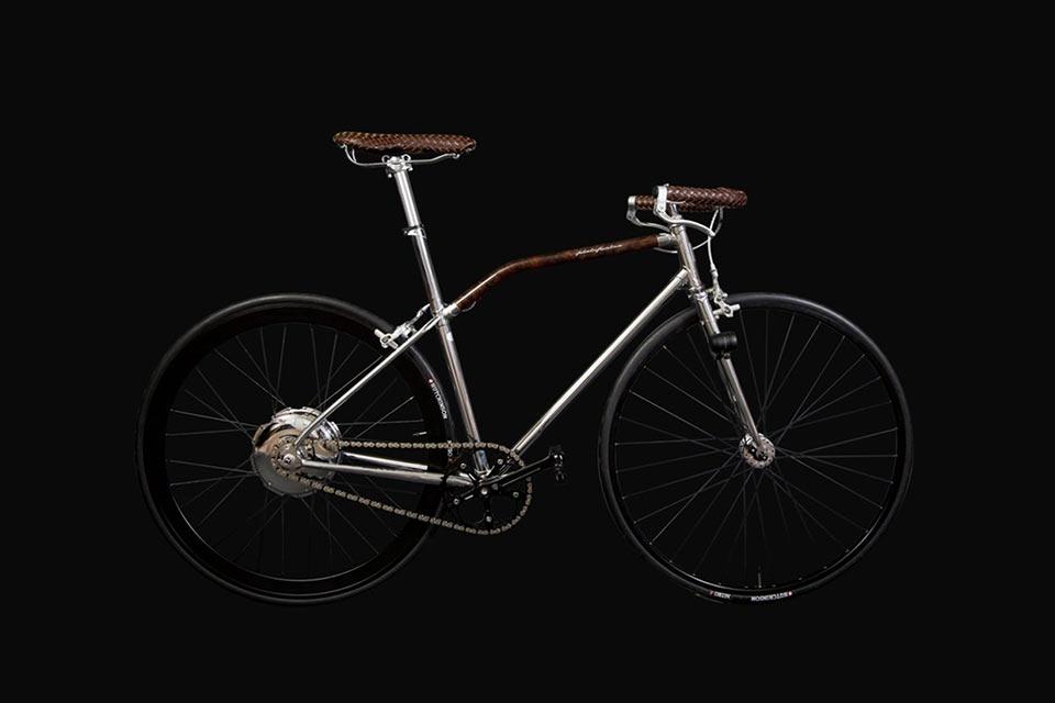 Велосипед Pininfarina Fuoriserie от дизайнера Ferrari