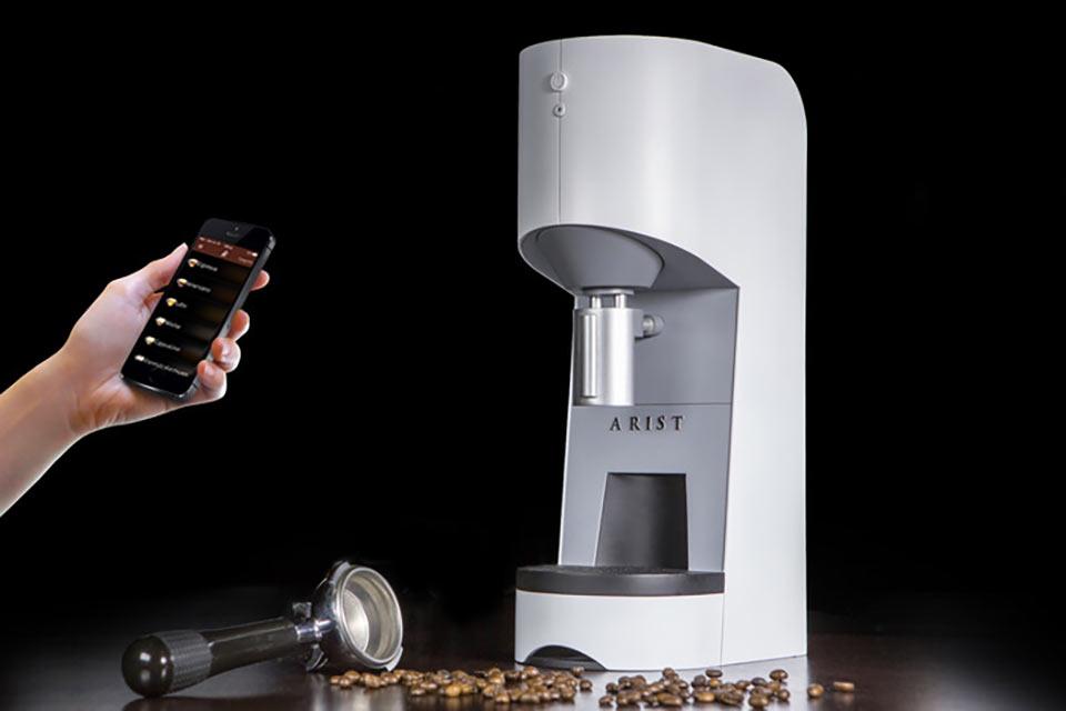 Умная кофемашина Arist