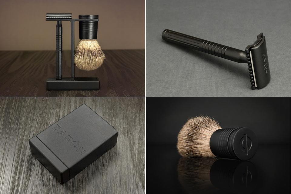 Классический набор для бритья BARON Shave Kit