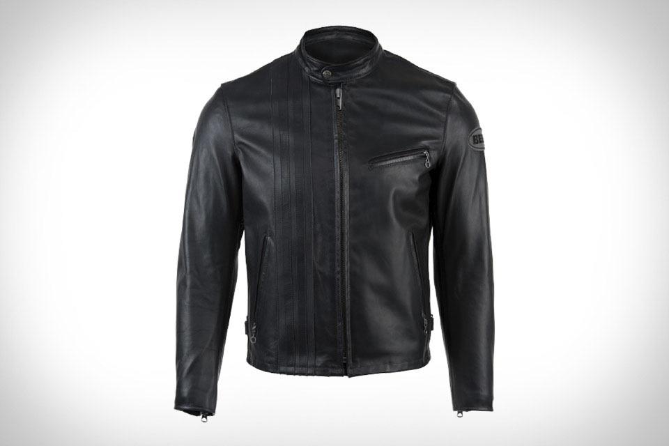 Юбилейная мотоциклетная куртка Bell x Schott 60th Anniversary