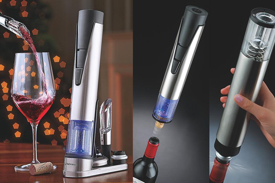 Набор Electric Blue 1 для профессиональных винолюбов