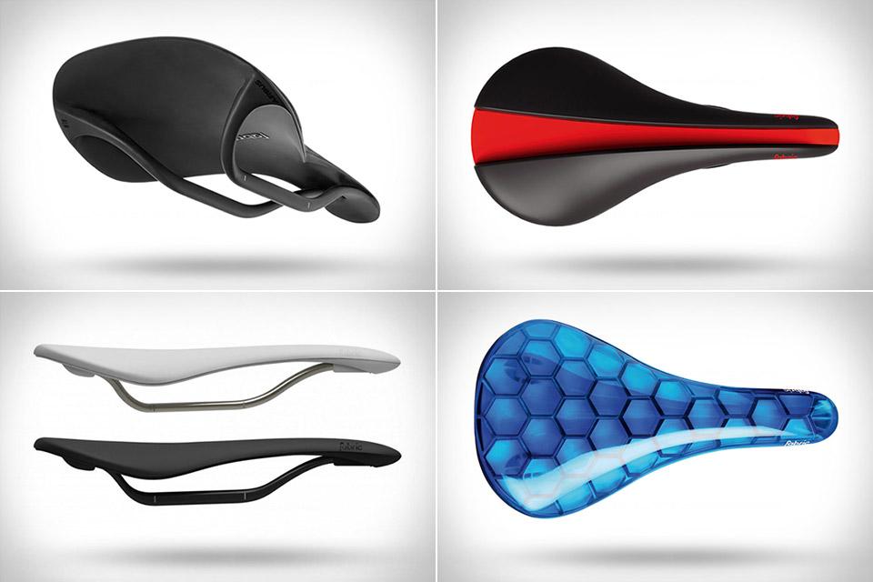 Велоседла Fabric, четко адаптированные под определенный соматотип человека