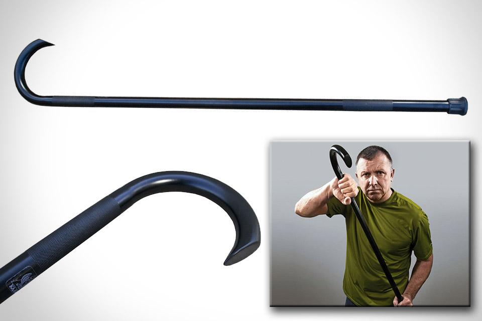 Алюминиевая трость Ka-Bar для самообороны
