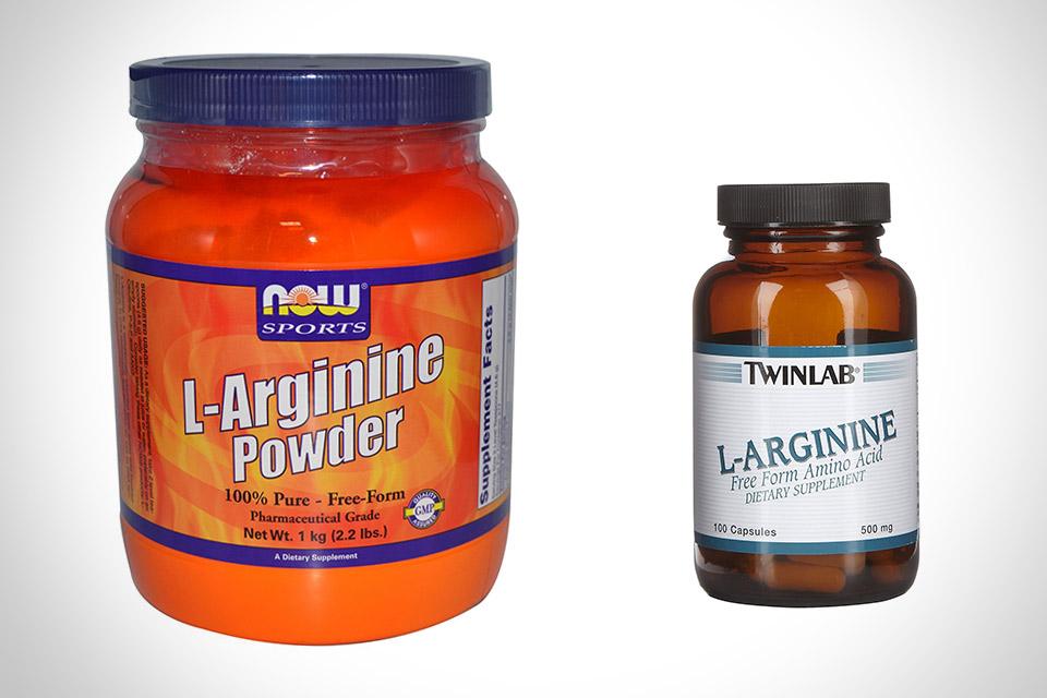 Спортивная добавка L-Аргинин
