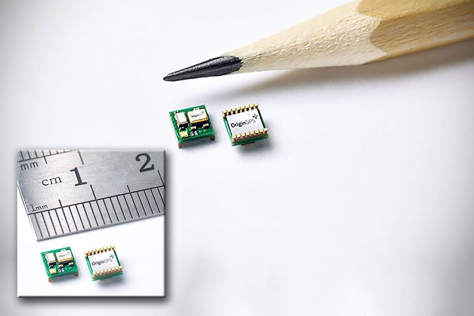 Самый маленький в мире GPS-приемник Nano Spider