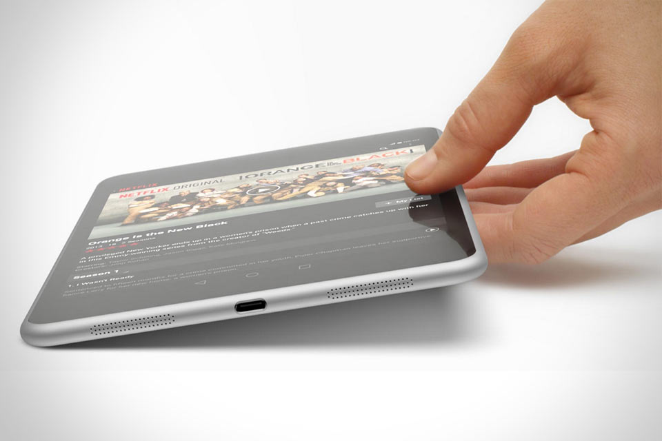 Планшет Nokia N1 с позаимствованным у iPad mini дизайном