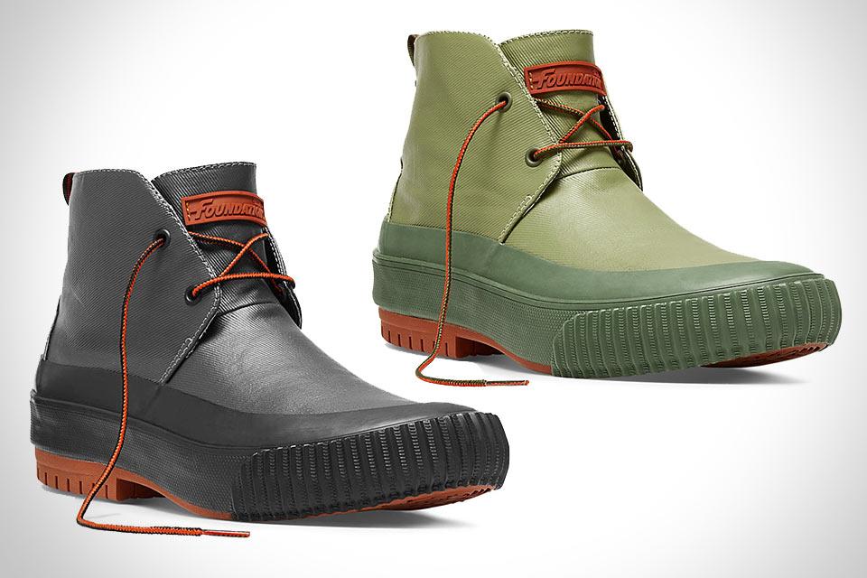 Штормовые ботинки PF Flyers Hi Pres с классической формой