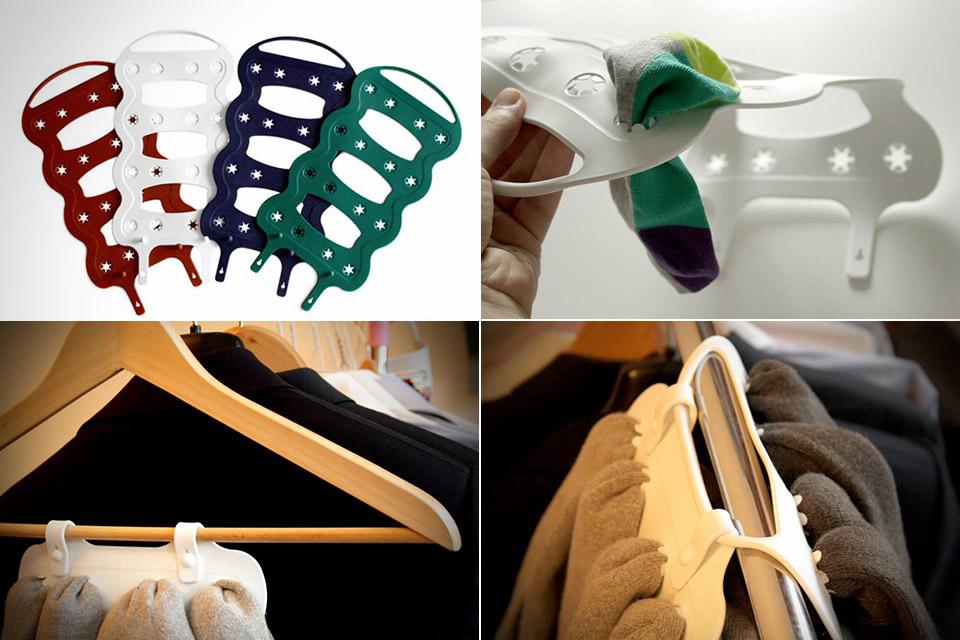 Сушилка и сортировочный аксессуар Socker для носков