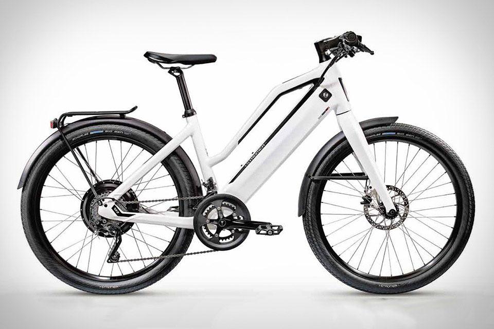 Электровелосипед Stromer ST2 с большим запасом хода