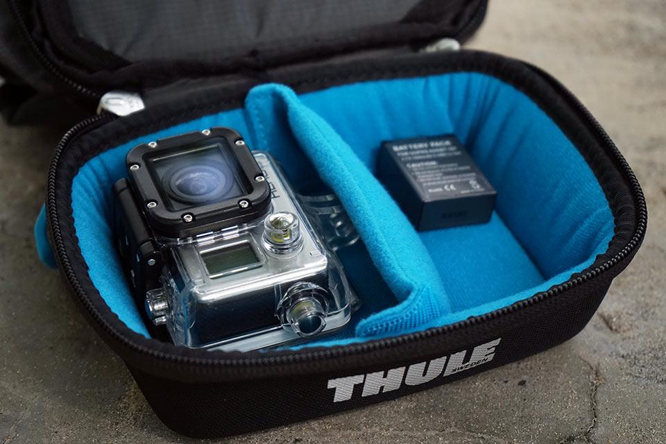 Защищенная сумка Thule Perspektiv для экшн-камер