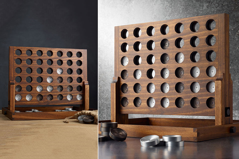 WoodAl-Connect-Four-Game