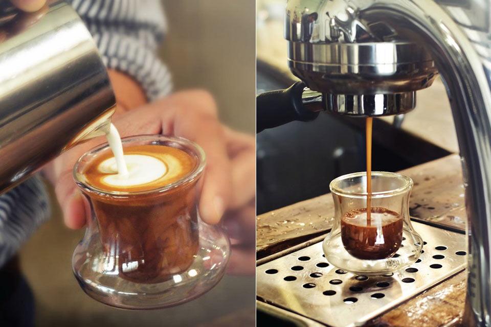Кофейный стакан notNeutral CICLONE с двойными стенками