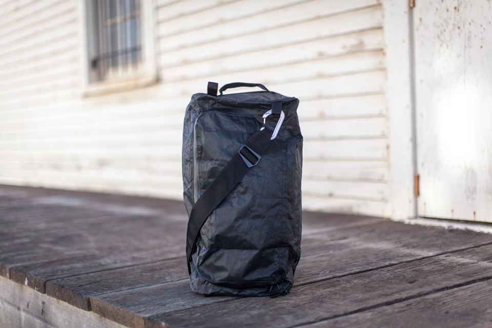 Сверхпрочная и сверхлегкая дорожная сумка SDR D3 Traveller из кубена