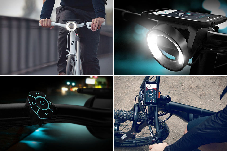 Система COBI для превращения велосипеда в смарт-байк