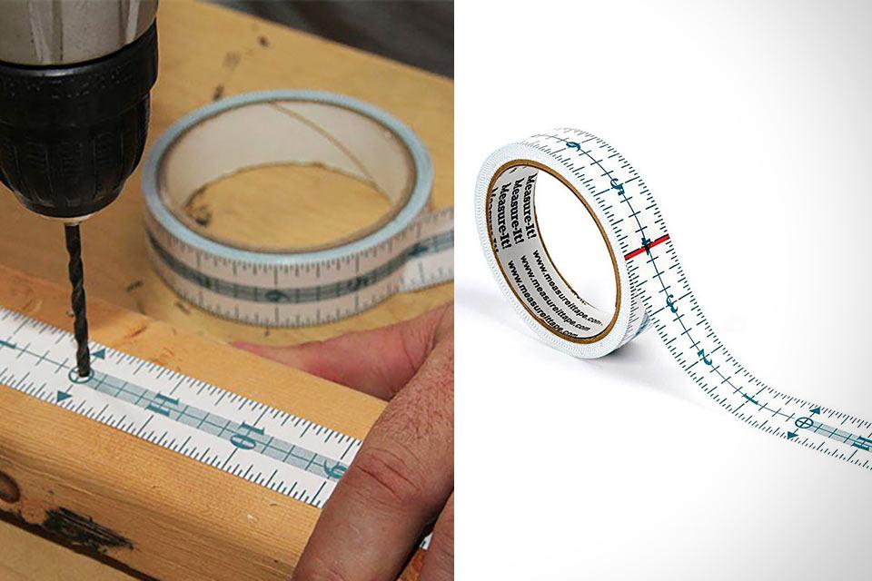 Клейкая измерительная лента Measure-It