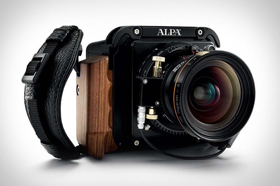 80-мегаписельная камера Phase One Alpha A280