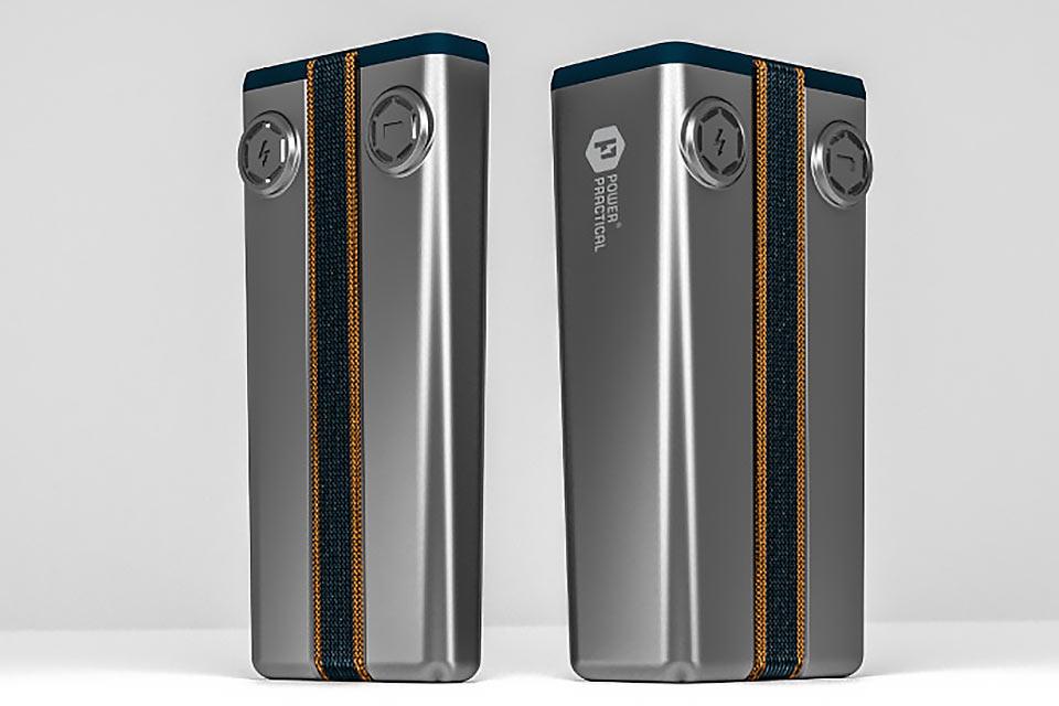 Внешние батареи Pronto со скоростной собственной подзарядкой
