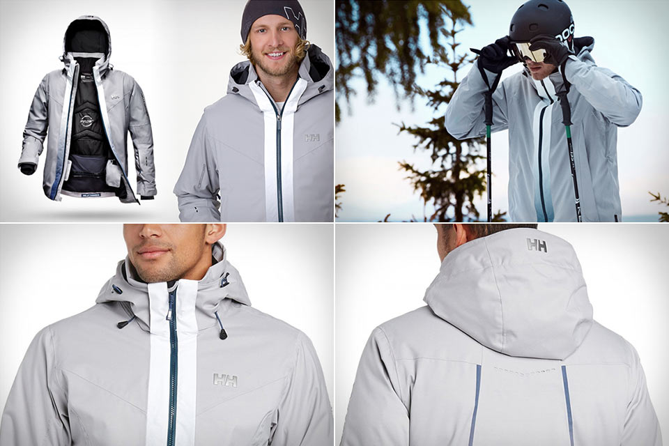 Куртка Spectrum Jacket с механической системой вентиляции и наградой Red Dot