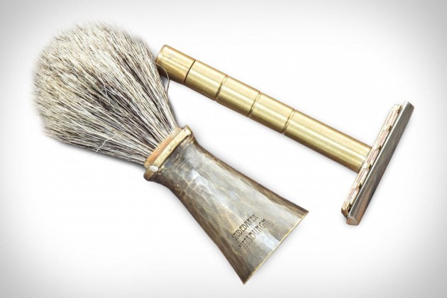 Studebaker-Brass-Safety-Razor
