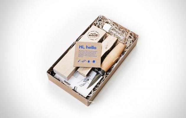 Talja-Woodcarving-Kit
